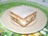 Krémový koláč recept