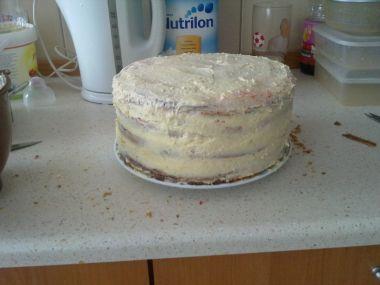 Krém máslový s pudinkem