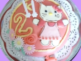 Dort s Hello Kitty recept