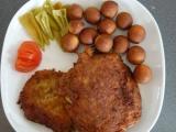 Pangasius v bramboráku recept