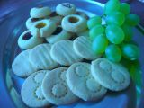 Bezlepkové máslové sušenky recept