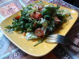 Rukolový salátek recept