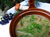 Falešná račí polévka (z ryzců) recept