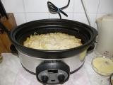 Zapečené brambory v pomalém hrnci recept
