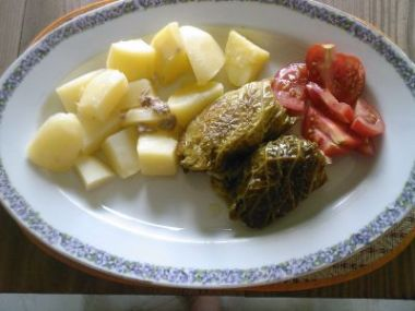 Recept Kapustové závitky