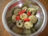Tortellini s bylinkovou náplní recept