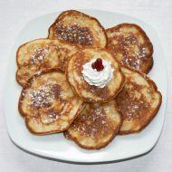 Jablkové lívance recept