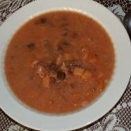 Fazolový boršč recept