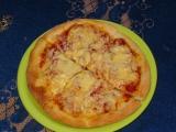 Neapolská pizza recept