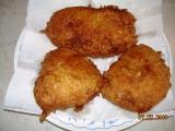 Kuřecí plněné řízky recept