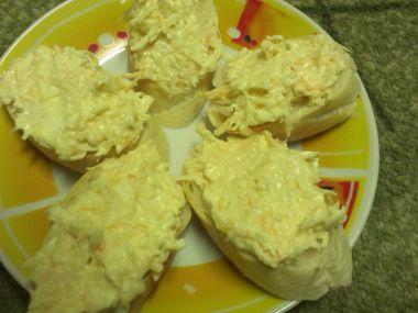 Pomazánka z celeru se sýrem