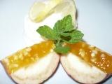 Grilovaná jablka se zmrzlinou recept