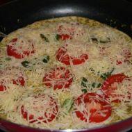 Zdravá pizza Margherita recept