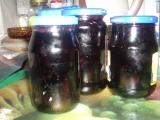 Nevařená marmeláda z černého rybízu recept