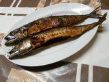 Naložené grilované makrely recept