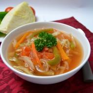 Lehká tukožroutská polévka recept