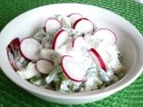 Mangoldový salát recept