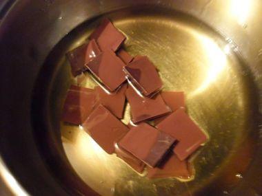 Čokoládová poleva od babičky