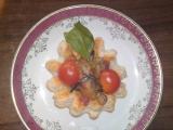 Židovský mediteránský košíček recept
