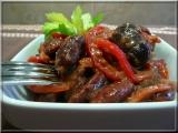 Fazolový salát s fazolovou zálivkou recept