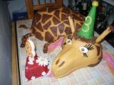 Dort žirafa recept