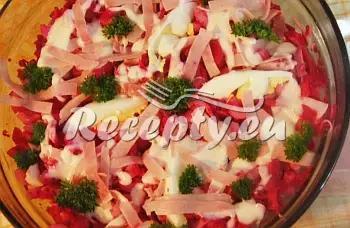 Vitamínový salát II. recept  saláty