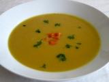 Krémová kari polévka recept