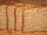 Vícezrnný kváskový chléb se sádlem recept