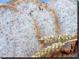 Obyčejný chleba s mákem a otrubami recept