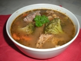 Podzimní polévka recept