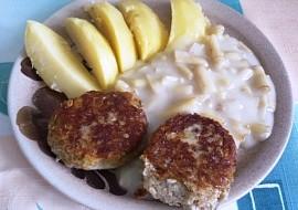 Bramborovo – rybí karbanátky recept