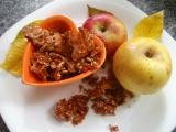Jablkové (nejen) sezamky recept
