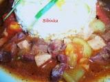 Ledvinkové ragú recept