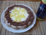 Dorta s vaječným koňakem recept