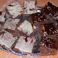 Čokoládový perník s polevou recept