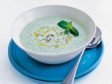 Jogurtová polévka