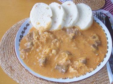 Recept Kuřecí segedinský guláš