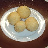 Kokosové koule 1 recept