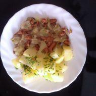 Houby v zelí po polsku recept