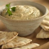 Cizrnový humus recept