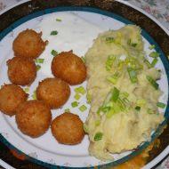 Smažené sýrové koule recept