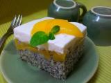 Vlacne broskvove rezy s makem recept
