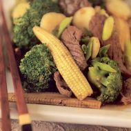 Marinované hovězí maso recept