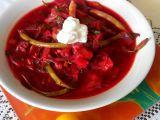 Poloninský boršč recept