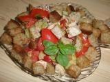 Kuřecí salát s čínským zelím recept