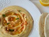Hummus s pita chlebem recept