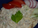 Tuňákový krém s řapíkatým celerem recept