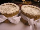 Kávové dortíky recept