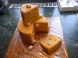 DORT sýr s myškami recept