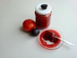 Rajčatová marmeláda se švestkami recept